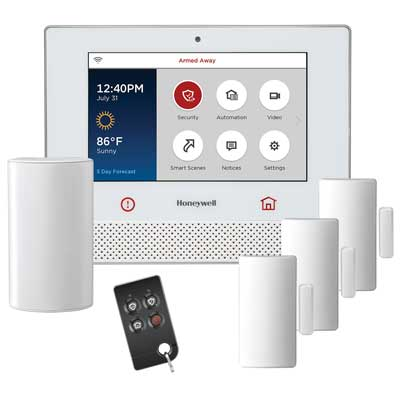 Honeywell Lyric security systems for home